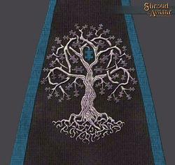 Puzzle Tree Cloak - Shroud of the Avatar Wiki - SotA