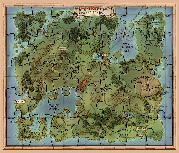 Puzzle Map   Shroud of the Avatar Wiki   SotA
