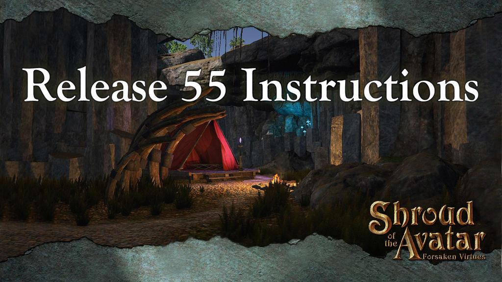 Release 55 - Shroud of the Avatar Wiki - SotA